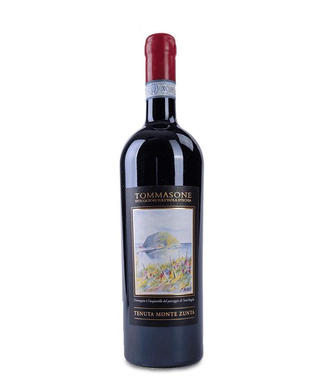 tommasone-tenuta-monte-zunta-vino-rosso-ischia