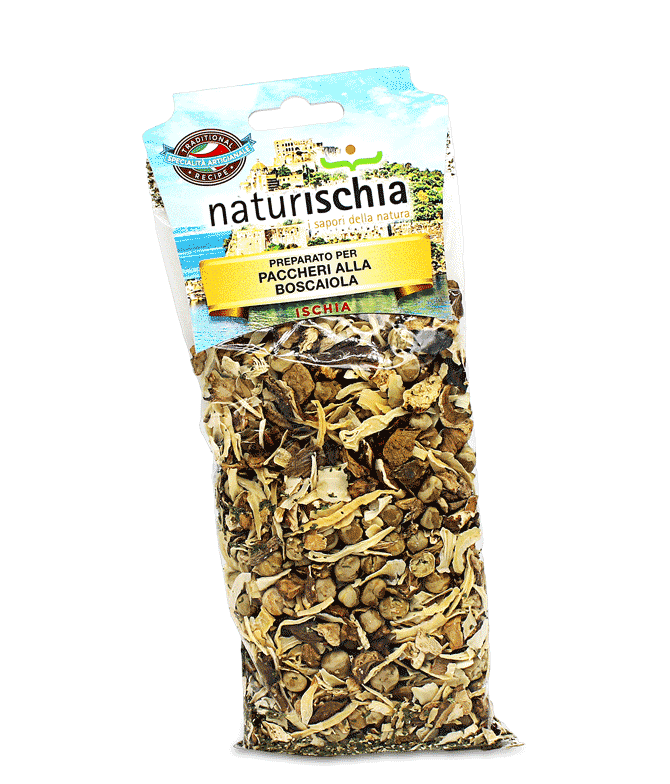 spezie-paccheri-alla-boscaiola-ischia